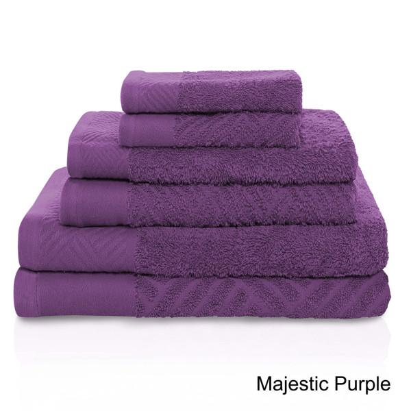 6-piece Towel Set
