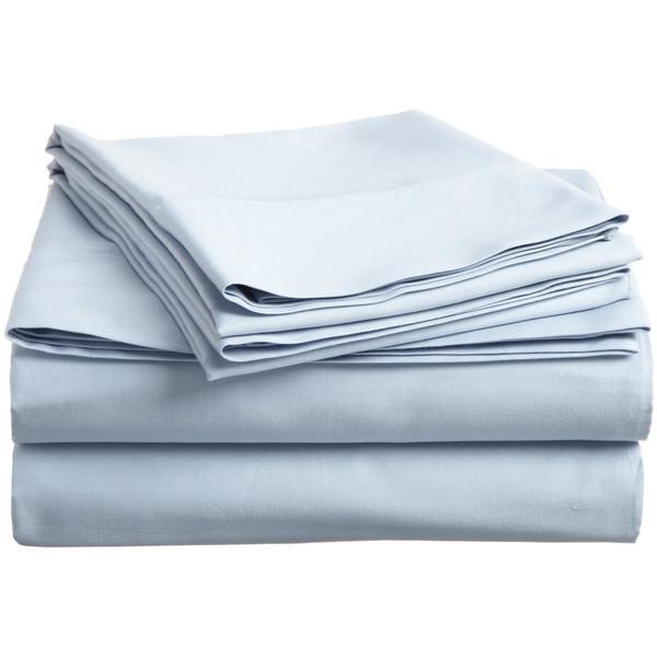 100% Egyptian Cotton 300TC Bed Sheet Set