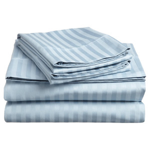 100% Egyptian Cotton 300TC Bed Sheet Set