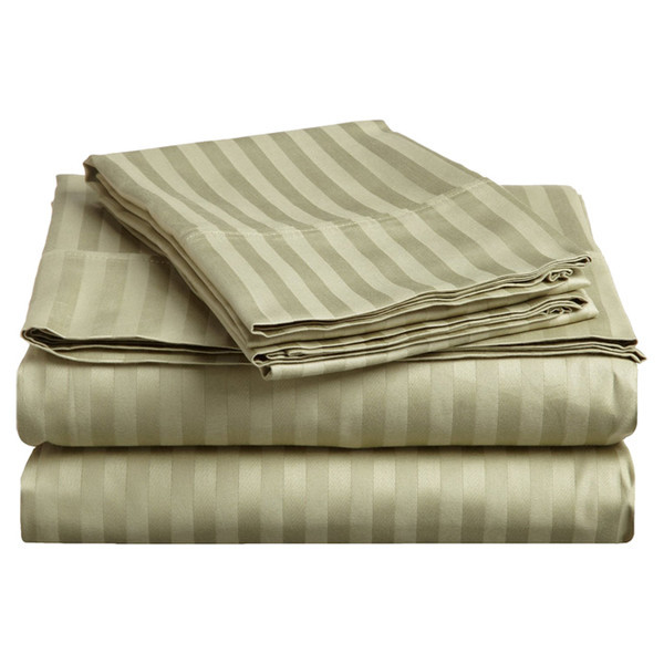 100% Egyptian Cotton 400 Thread Count Bedsheet Set