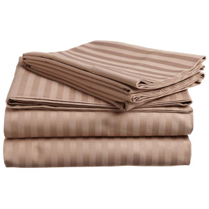 100% Egyptian Cotton 650 Thread Count Bedsheet Set