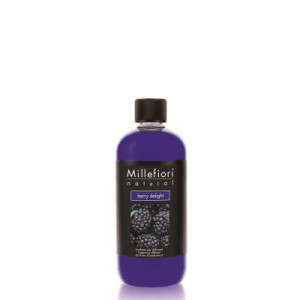 Millefiori Natural Diffuser Refill – Berry Delight