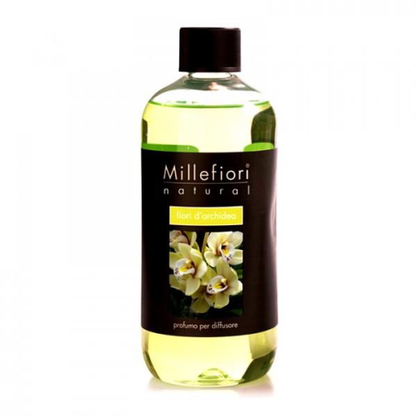 Millefiori Natural Diffuser Refill - Fiori D'Orchidea