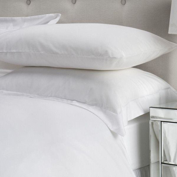 Ixora Deluxe Linen Collection- Solid White
