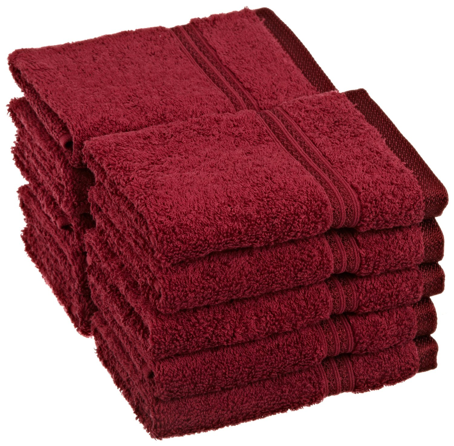 Egyptian Cotton 10PC Face Towels