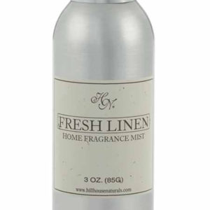 Hillhouse Naturals Fresh Linen Home Fragrance Mist