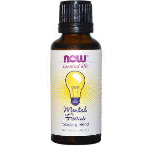 Mental Focus Essential Oil