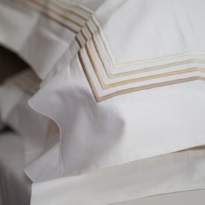 Ixora Deluxe Linen Collection- Embroidery Set