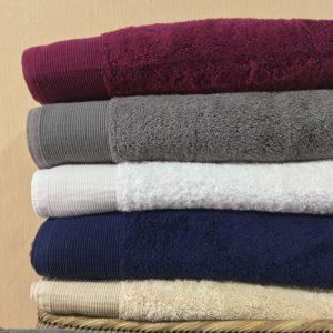 Vivano Turkish Cotton Hand Towels
