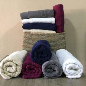 Vivano Turkish Cotton Bath Towel