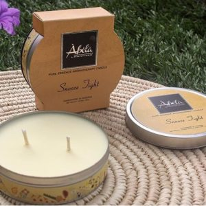 Abela snooze tight travel Candle