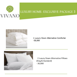 Luxury Home: Exclusive Package 3