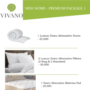 New Home – Premium Package 1