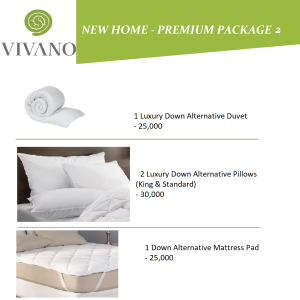 New Home – Premium Package 2